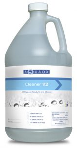 Aquaox Cleaner 112