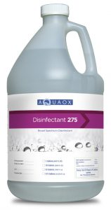 Aquaox Disinfectant 275
